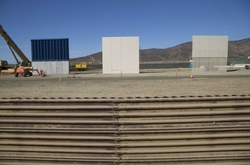Border Wall: Prototypes